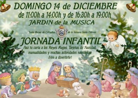 Jornada Infantil Junta Mayor Cofradías Semana Santa