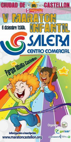 Maratón infantil de Castellón