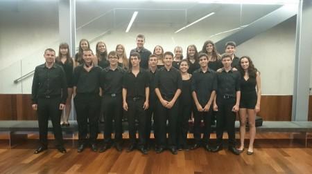 Música: Concierto de la Banda Juvenil de la Unió Musical Santa Cecilia