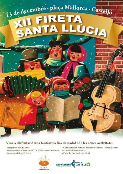 """Fireta de Santa Llúcia"""