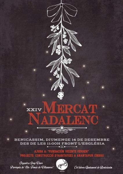 Mercat Nadalenc - Mercado Navideño