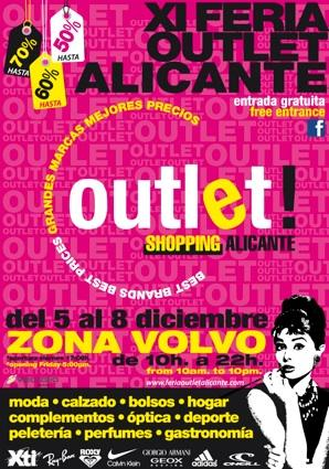 XI Feria Outlet Alicante 2014