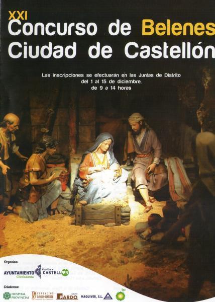 Concurso de belenes ciudad de Castellón