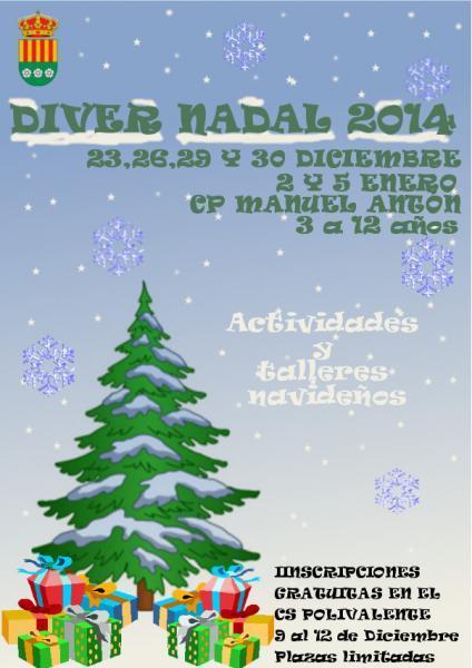 Diver Nadal 2014