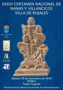 XXXVI Certamen Nacional de Nanas y Villancicos Villa de Rojales