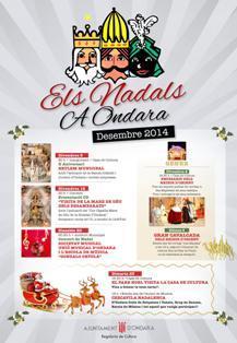 Navidad 2014 en Ondara
