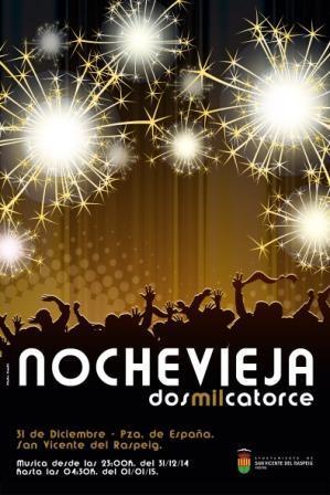 Fiesta de Fin de Año en San Vicente