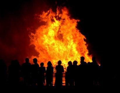 Festividad de San Antonio Abad en Betxi