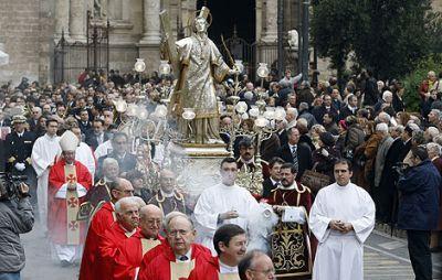 Festividad de San Vicente Mártir