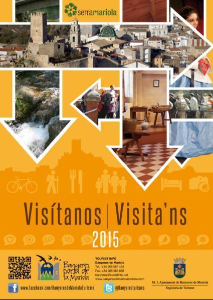 Calendario visitas guiadas