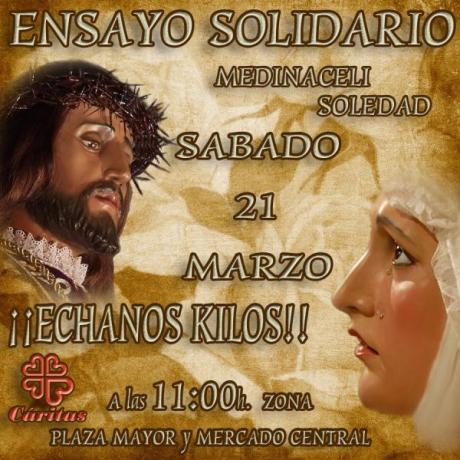 Ensayo Solidario Medinaceli Soledad