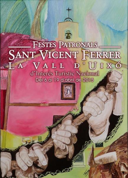 Festes Patronals de Sant Vicent Ferrer 2015