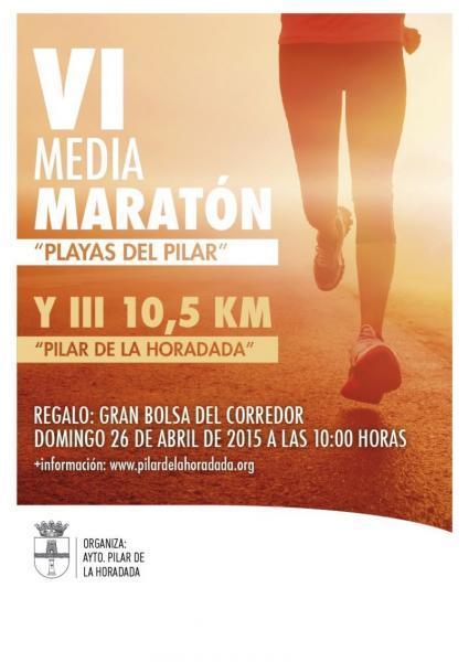 III 10,5KM Pilar de la Horadada