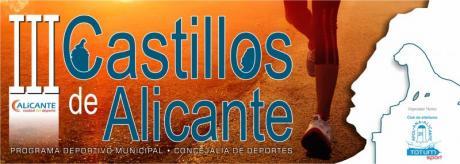 III Carrera solidaria Castillos de Alicante 2015