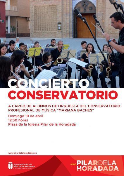 Concierto Conservatorio