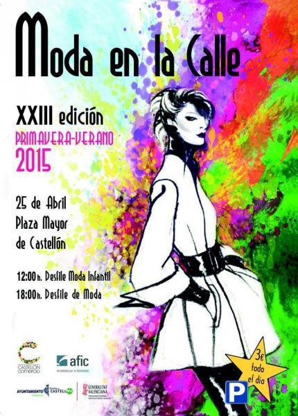 Moda en la Calle en Castellón