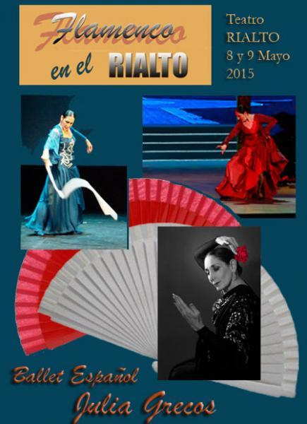 Flamenco en el Rialto