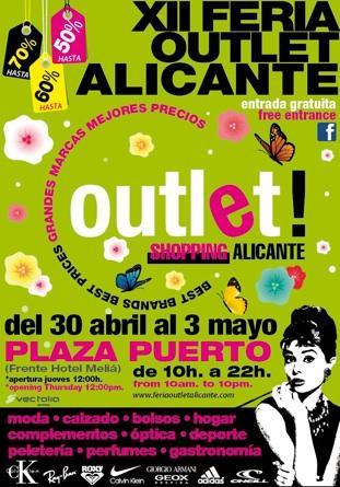 XII Feria Outlet Alicante 2015