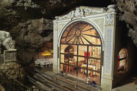 Romería de la Cueva Santa en Geldo