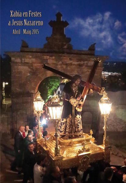 Fiestas Jesús Nazareno 2015 Xàbia