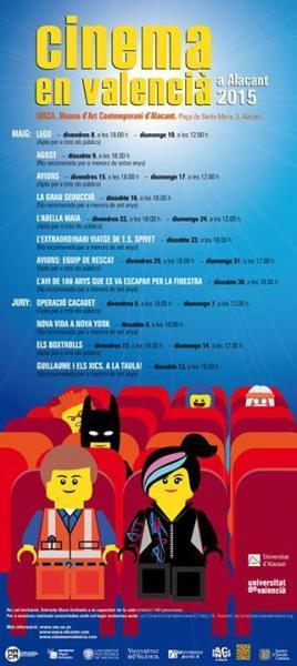 Cinema en Valencià MACA 2015