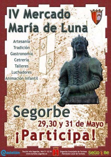 Mercado María de Luna de Segorbe
