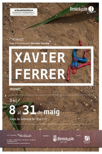 Exposición de Xavier Ferrer: Irònic