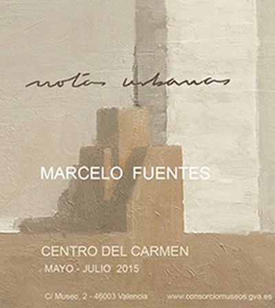 Notas Urbanas. Marcelo Fuentes en el Centro del Carmen.