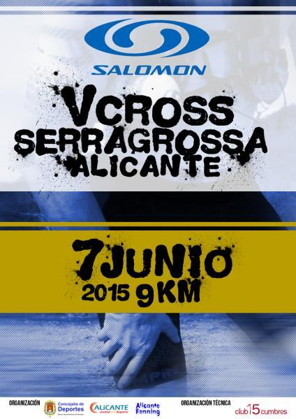 V Cross Serragrossa Alicante 2015