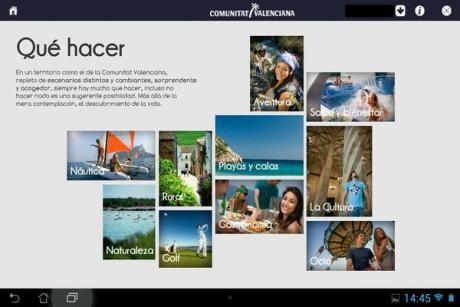 Inspira tus vacaciones con 'Asómate a la Comunitat Valenciana'