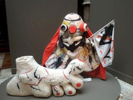 Joan Miró/Joan Baixas. Mori el Merma