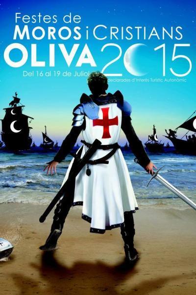Moros y Cristianos Oliva 2015