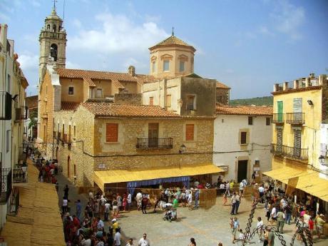 Muestra de Oficios Tradicionales en San Jordi del Maestrat