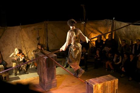 Teatro Cía Manolo Alcántara presenta: Rudo