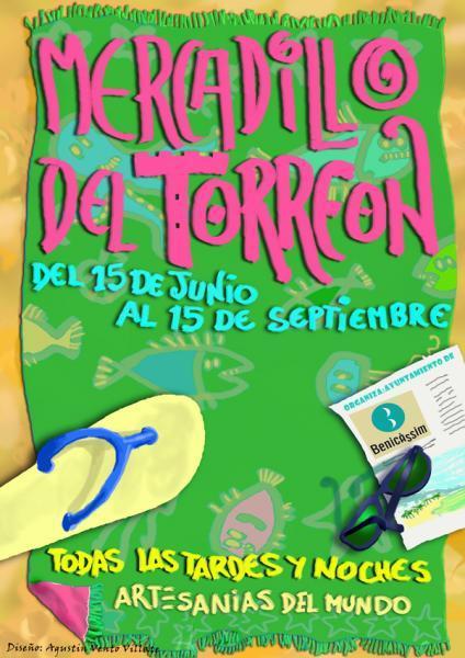 Mercadillo del Torreón