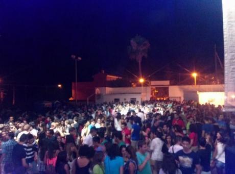 Fiestas de Artesa en Onda
