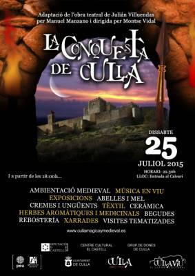 The Conquest of Culla
