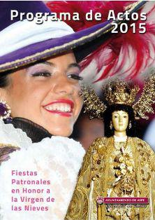 Fiestas Patronales de Aspe 2015