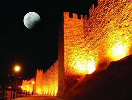 Visita Guiada Nocturna ,Segorbe Medieval