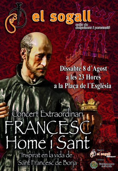 Concert en honor a Sant Francesc de Borja 2015