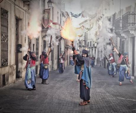Programa de Fiestas de Moros y Cristianos en Honor a la Virgen de la Soledad 2015