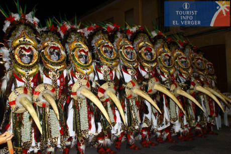 Fiestas El Verger