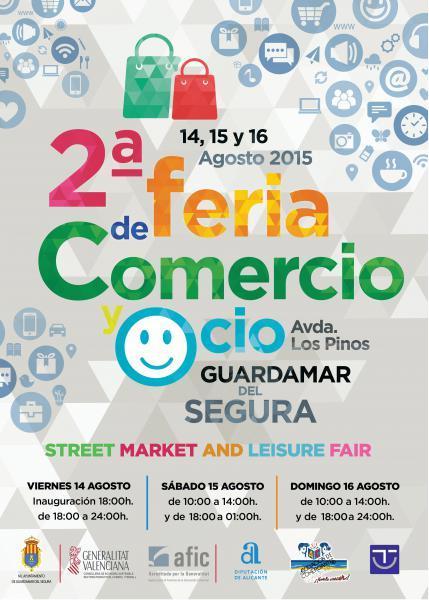 2ª Feria de Comercio y Ocio de Guardamar