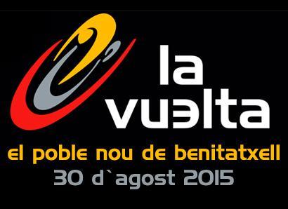 La Vuelta'15 - El Poble Nou de Benitatxell, final de la 9ª etapa