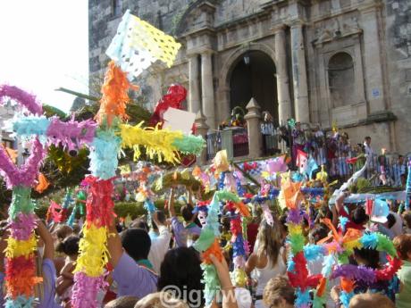 Fiesta de San Gil en Enguera