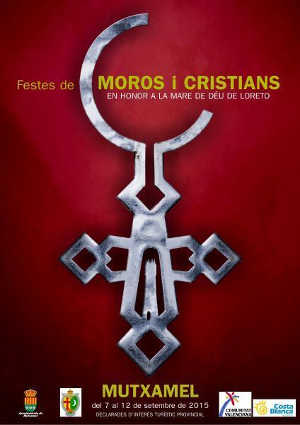Fiestas de Moros y Cristianos Mutxamel 2015