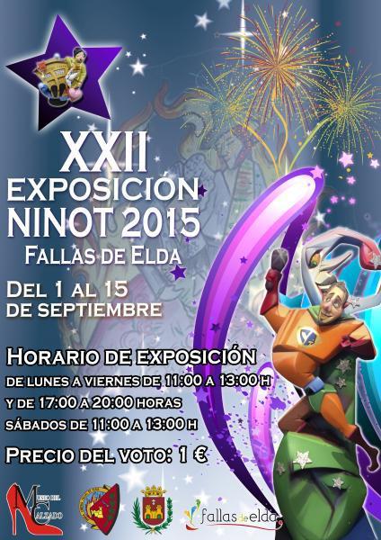 XXII Exposición Ninot 2015