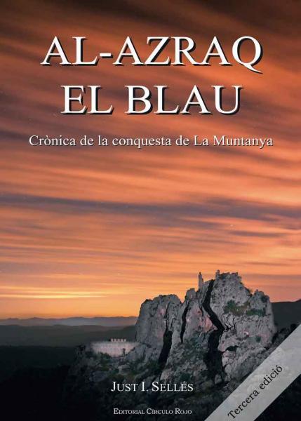 Presentación de la novela Al-Azaraq, el Blau en Parcent