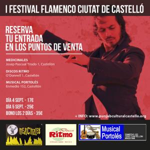 Festival de flamenco Ciudad de Castellón