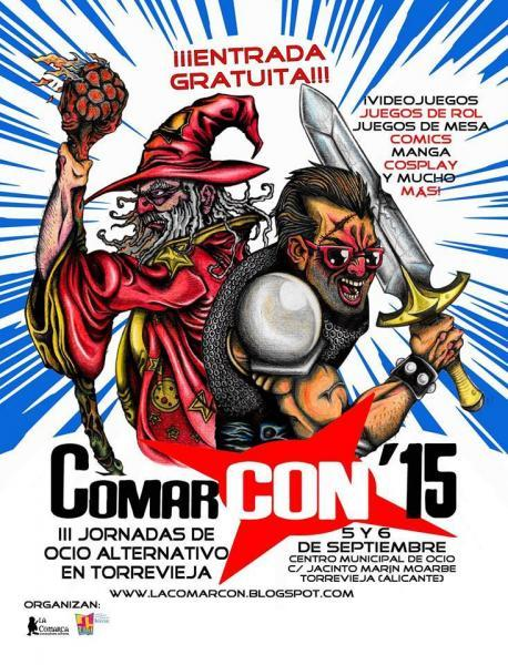 Comarcon 2015 Torrevieja